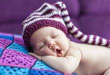 Cпящий малыш