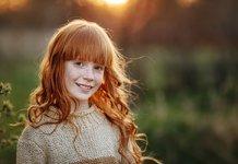 Солнечная девочка