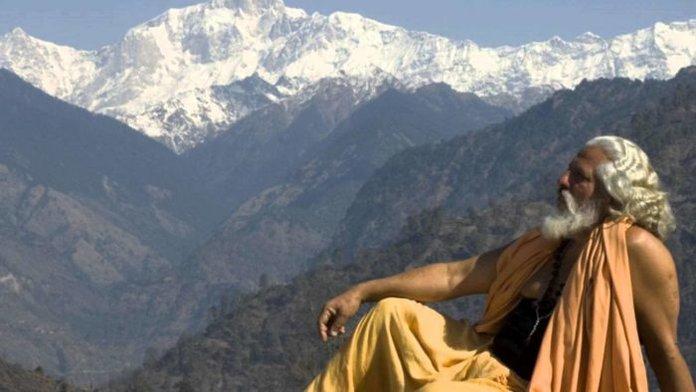 Мудрец в горах