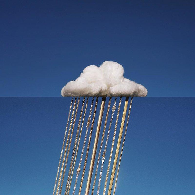Дождь из золота