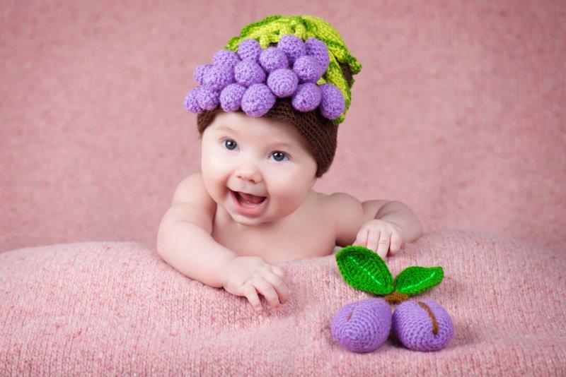 Малыш-ягодка