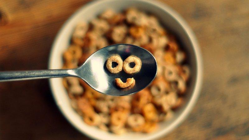 Колечки для завтрака