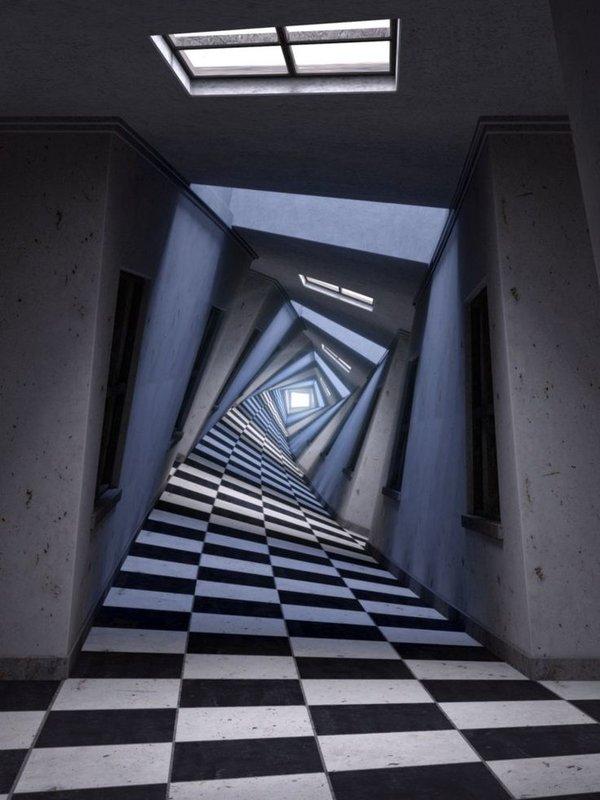 Бесконечный коридор
