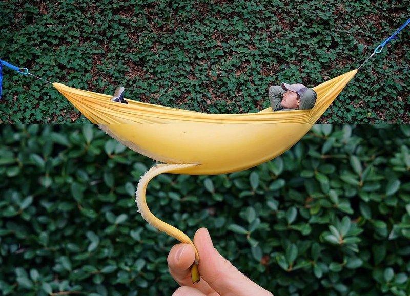 Лодка-банан
