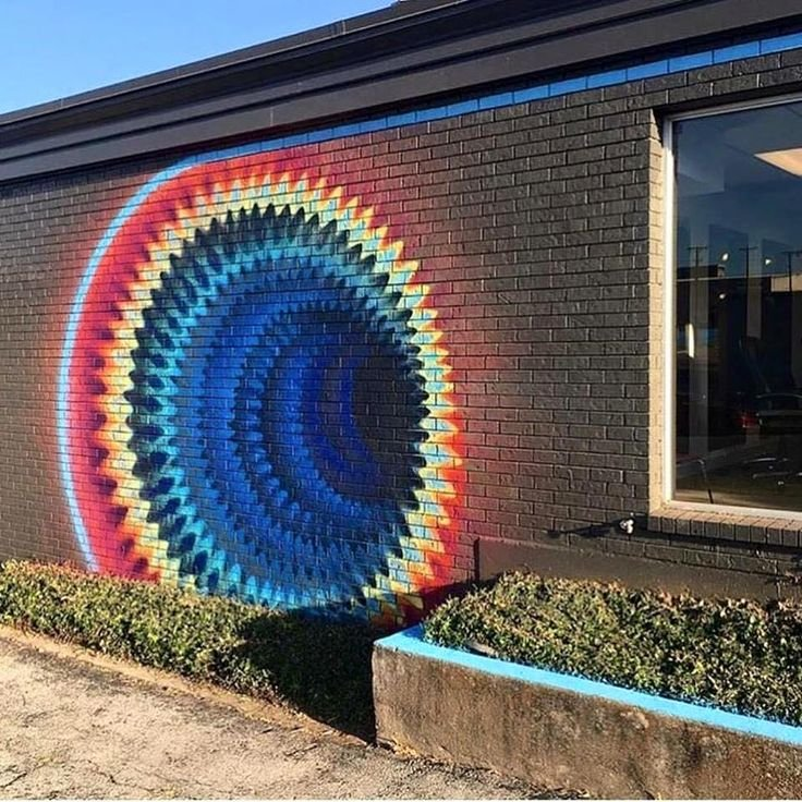 Разноцветный портал