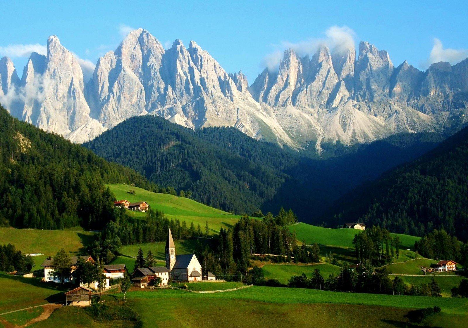 слышны красивые картинки про горы скороспелый