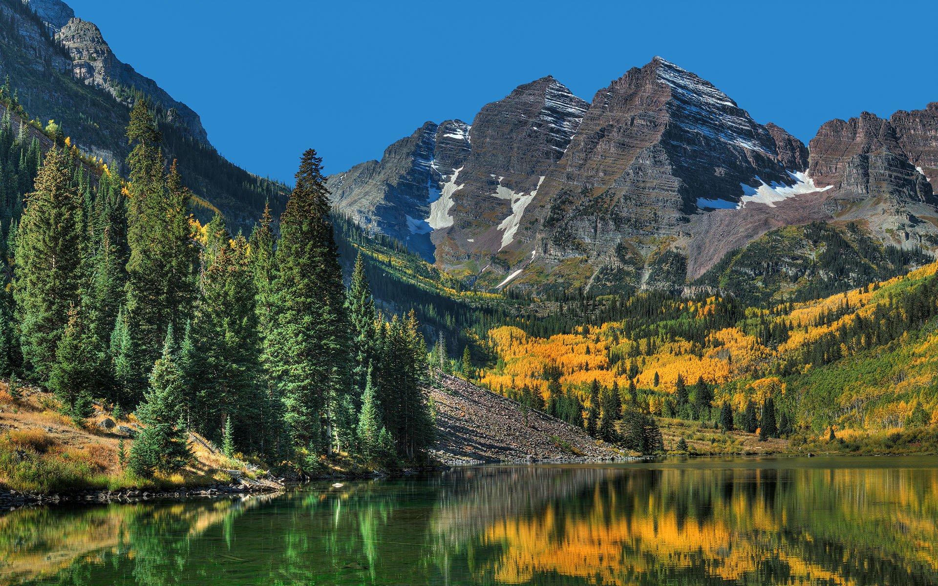 картинки красивых горных местностях уютно