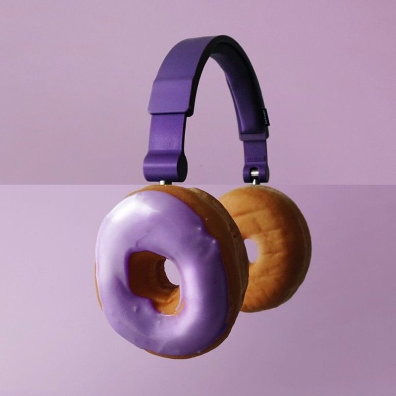 Наушники-пончики