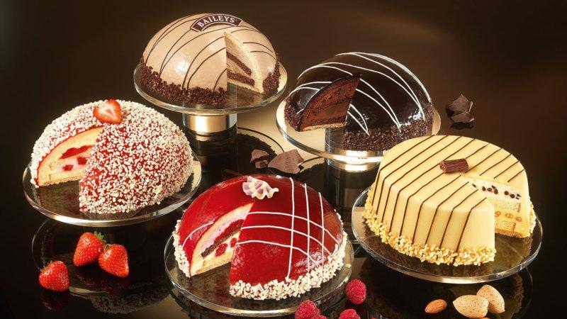 Красивые тортики