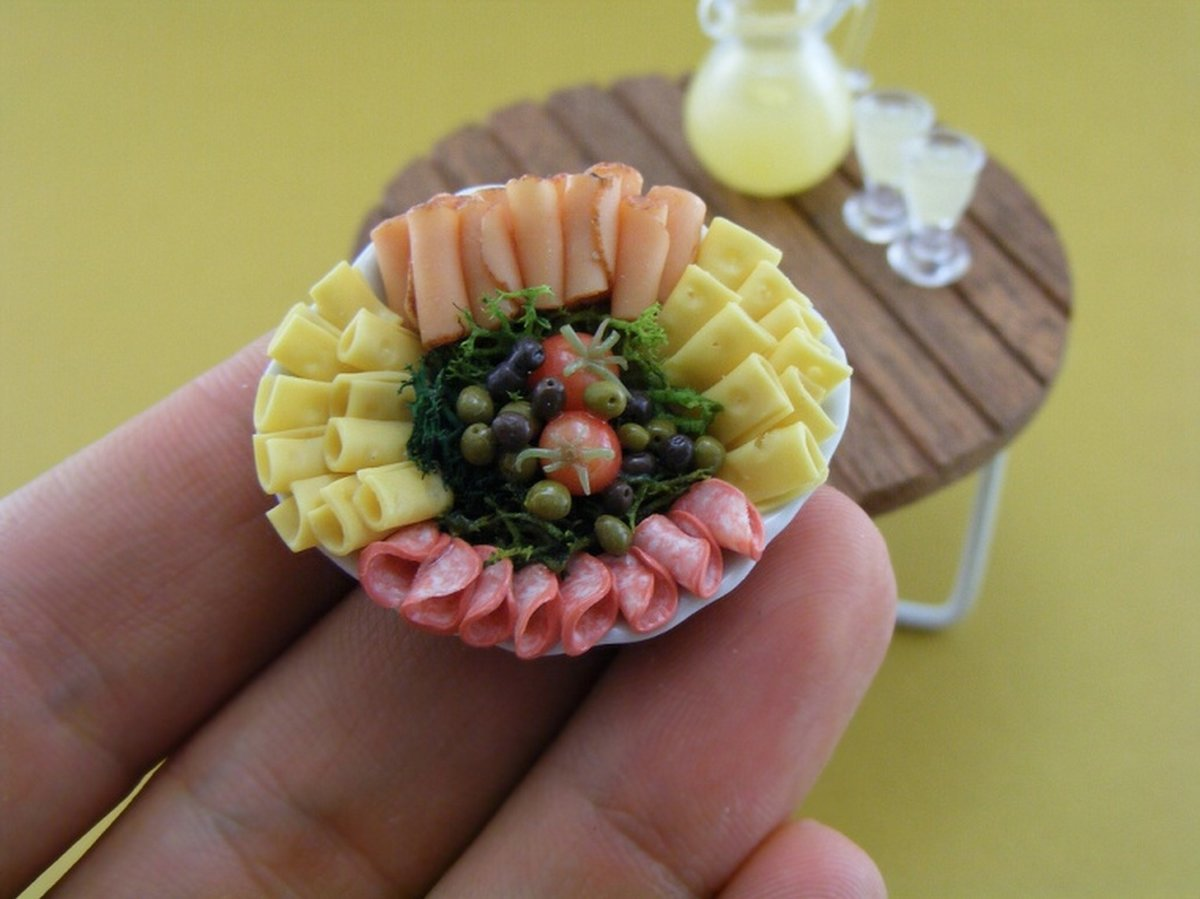 картинки мини еды ткань довольно хрупкая