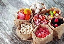 Пакеты с вкусняшками
