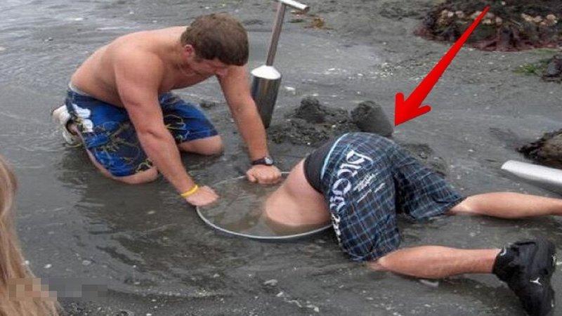 Пьяный водопроводчик