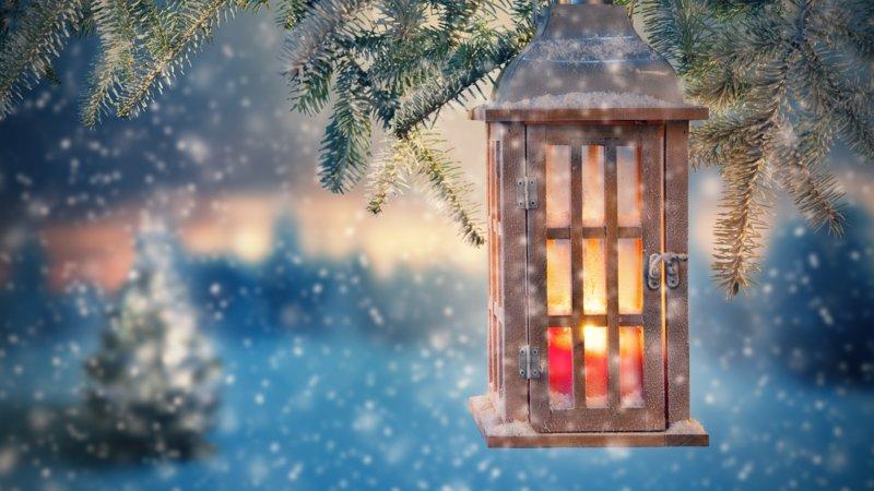 Рождественский скворечник