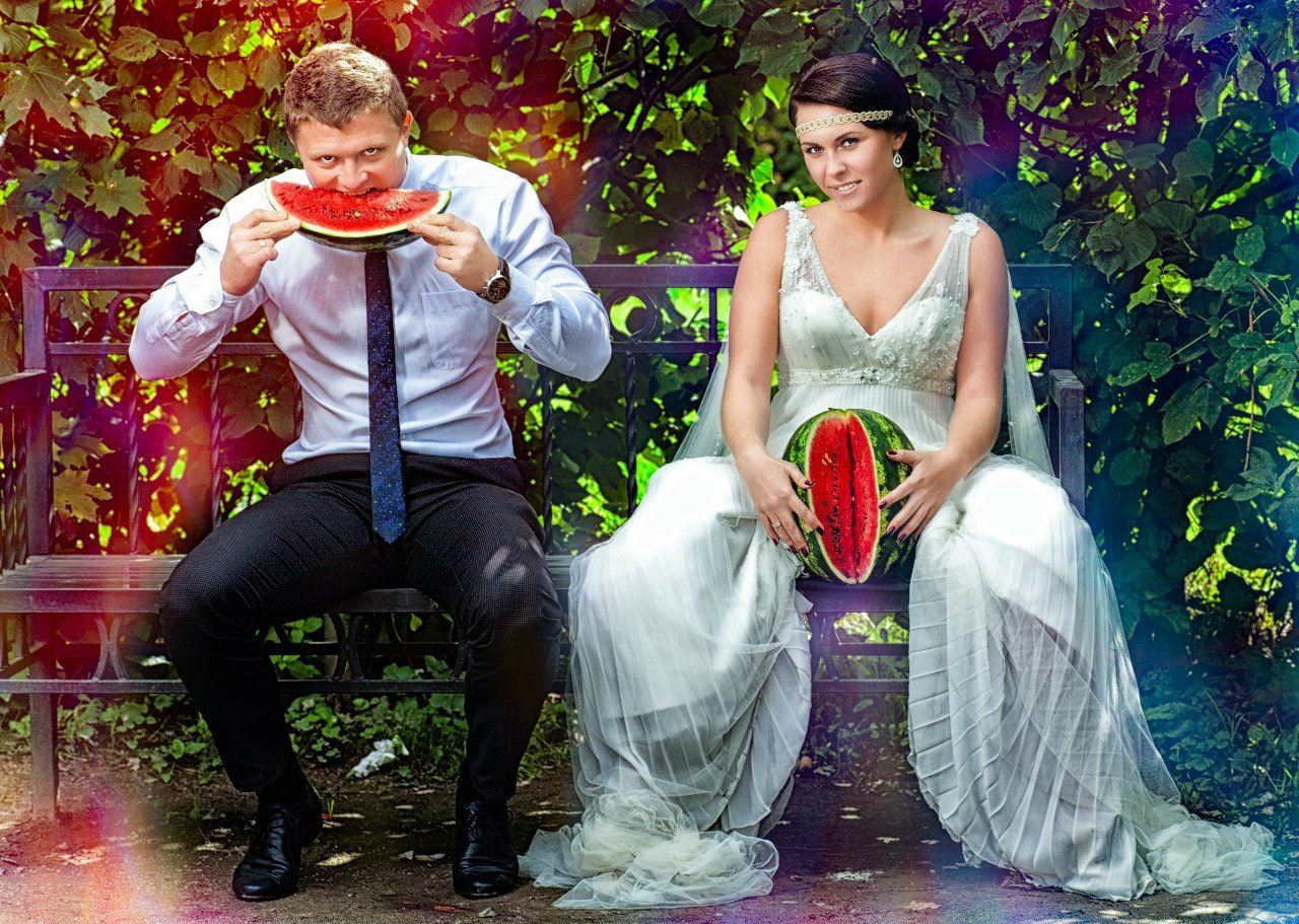Картинки смешные со свадьбой