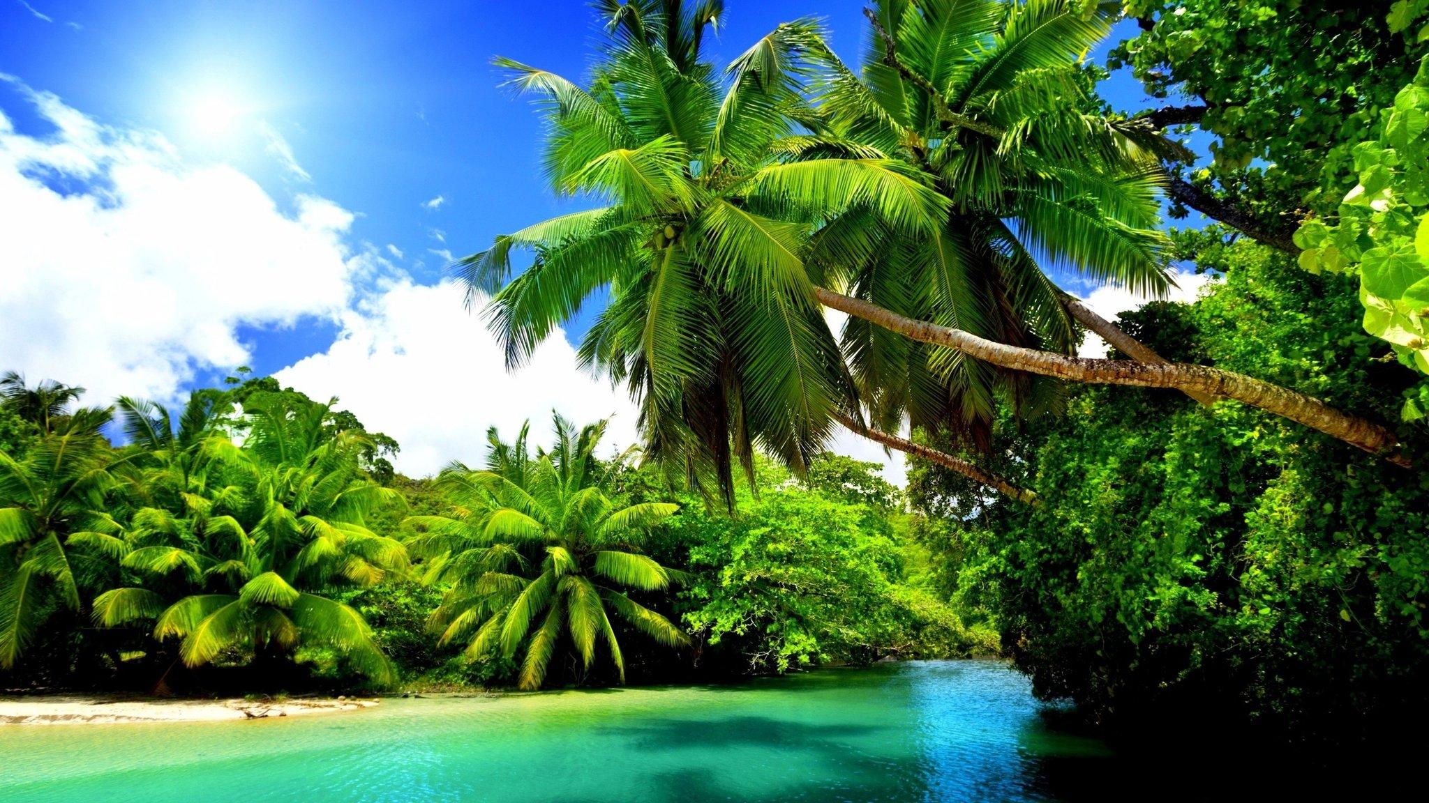 Картинки самых красивых морей