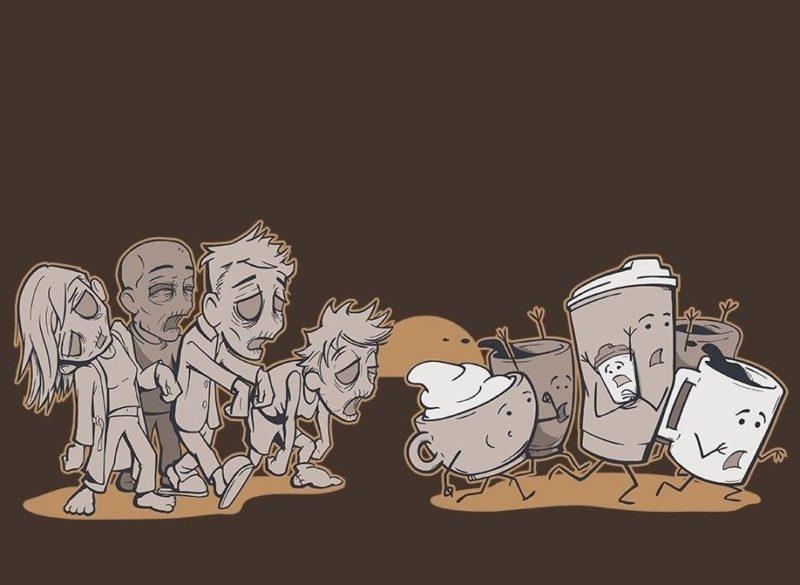 Зомби-кофеин