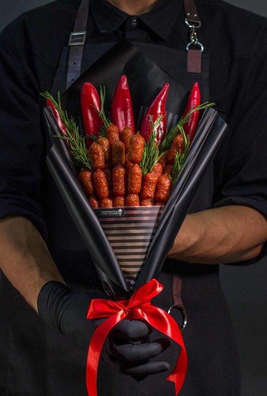 Набор с колбасами
