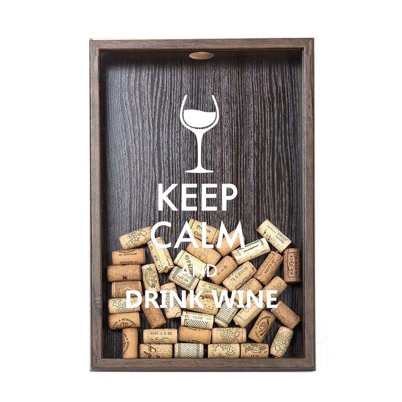 Подарок для хранения винных пробок