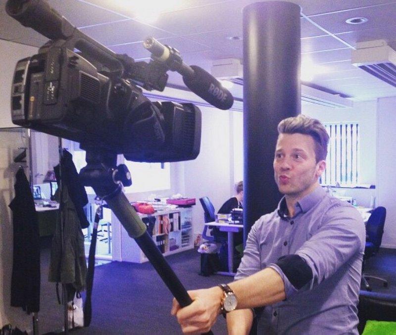 Селфи с видео-камеры