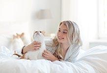 Милые девушки и котики