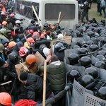 Массовые беспорядки, что делать при задержании.