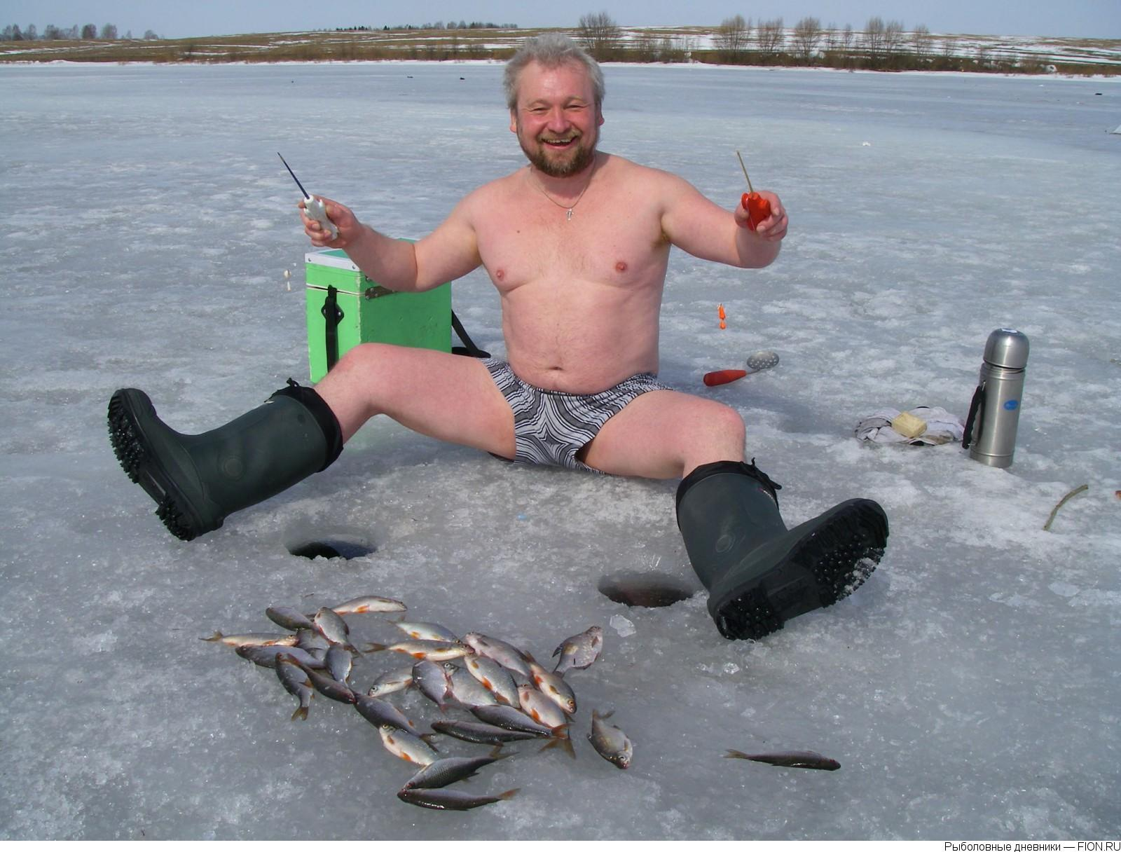 прикол ролик про рыбалку