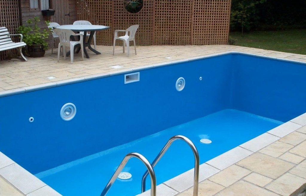 Как сделать недорого бассейн