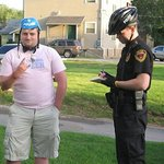 Смешные выписки из полицейских протоколов.