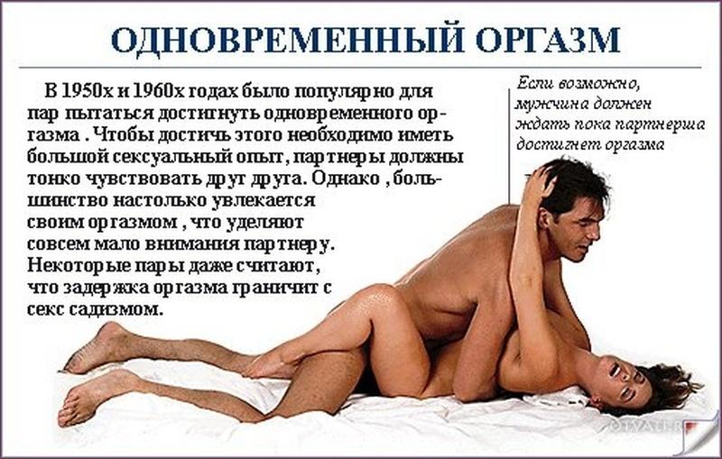 Секс для начинающих инструкция