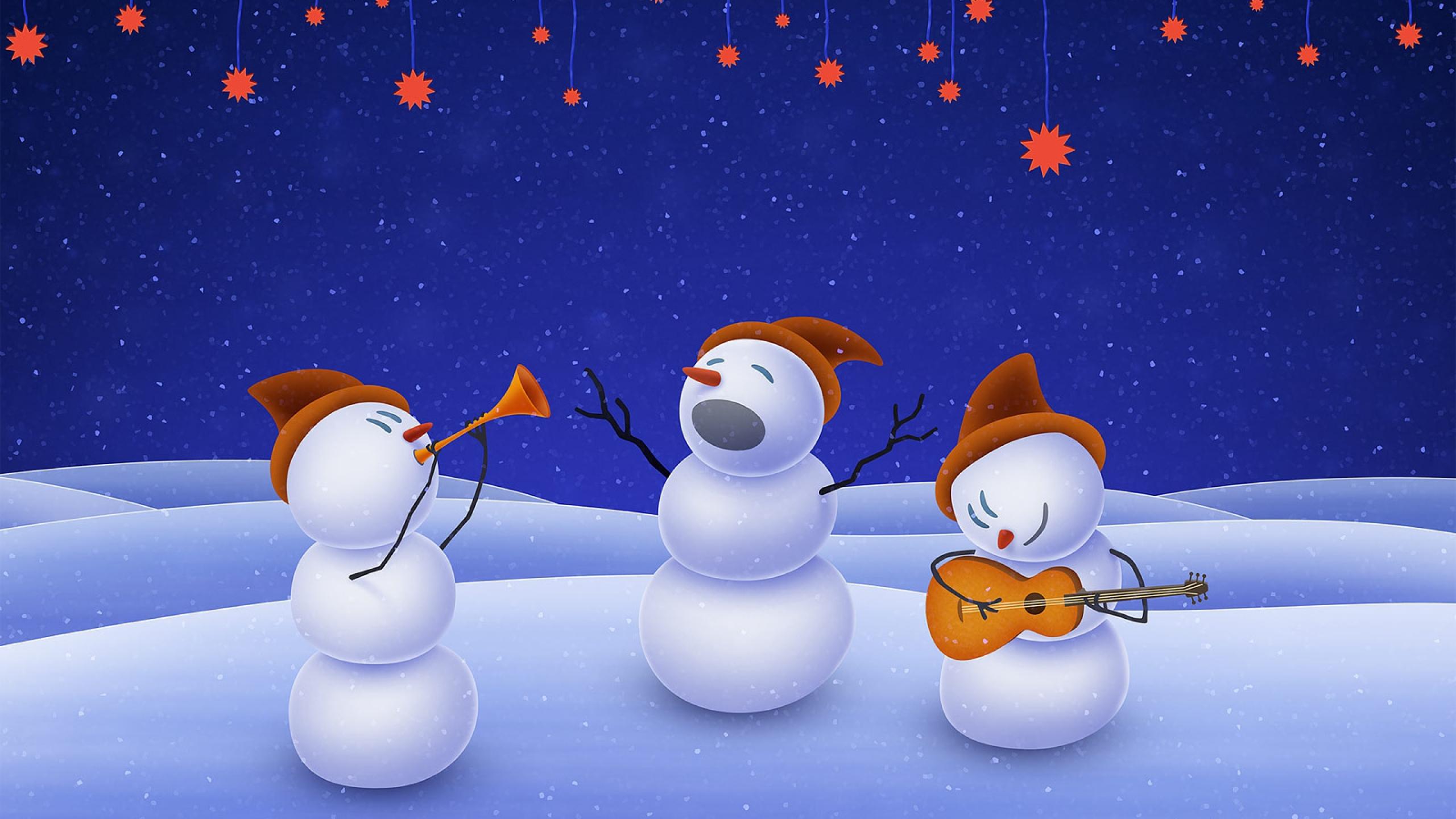 Веселая муз для нового года