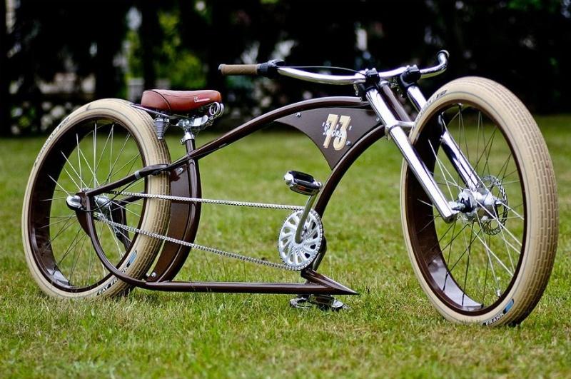 Как сделать крутой велосипед своими 27