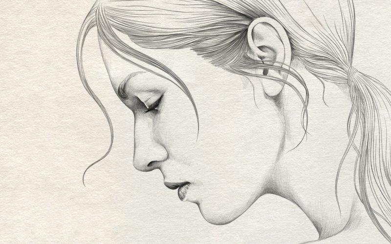 Красивые рисунки в карандаше для срисовки