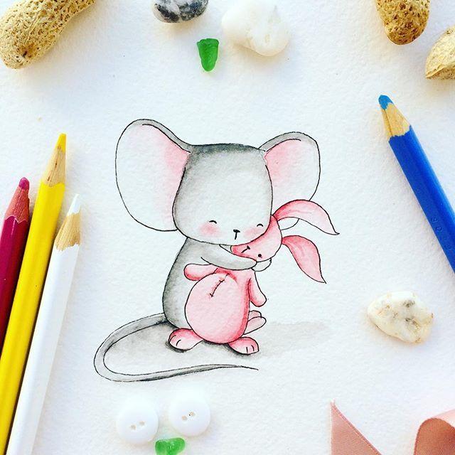 Идеи рисунков простым карандашом