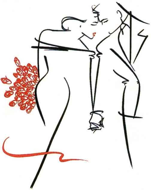 Красивый рисунок с любовью 174