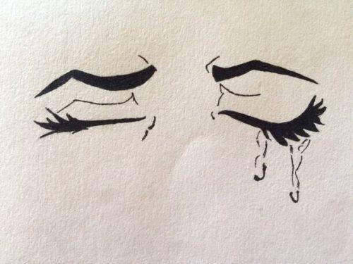Черные картинки грустные
