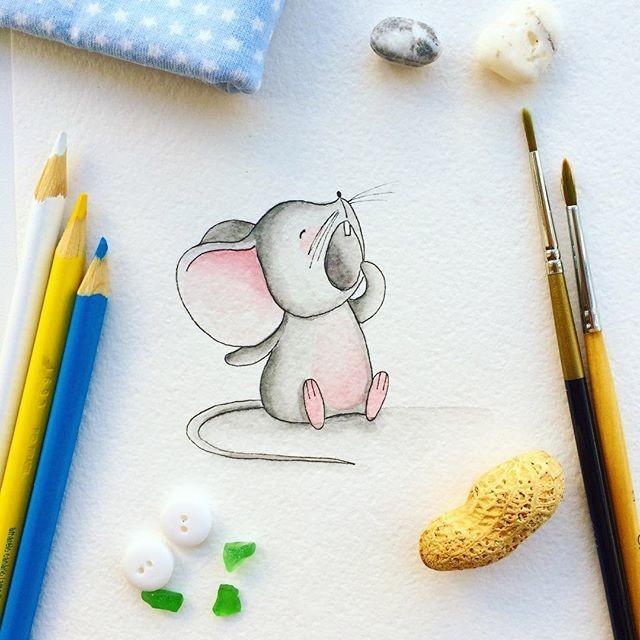 Картинки для срисовки карандашом красивые поэтапно 14