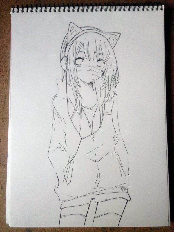 Учимся рисовать рисунки на бумаге карандашом поэтапно взрослых