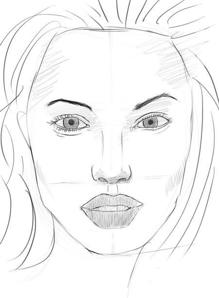 Как нарисовать рисунок ко дню пожилого человека для детей